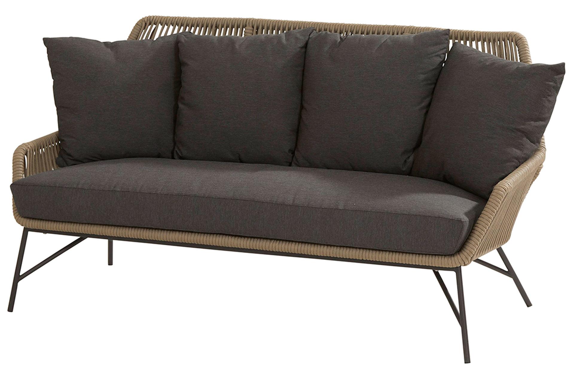 Ramblas taupe loungebank