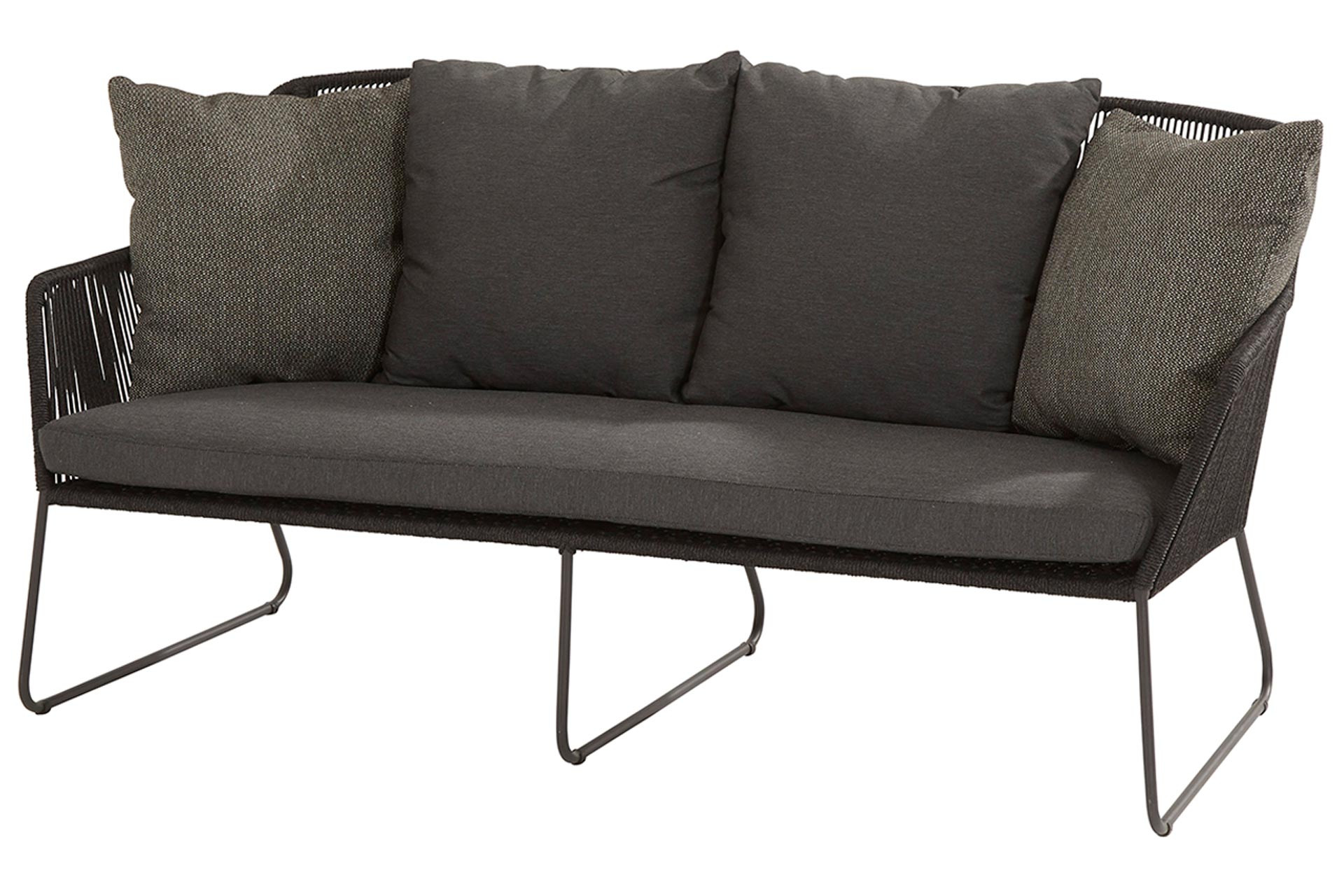 Accor living bench with 5 cushions