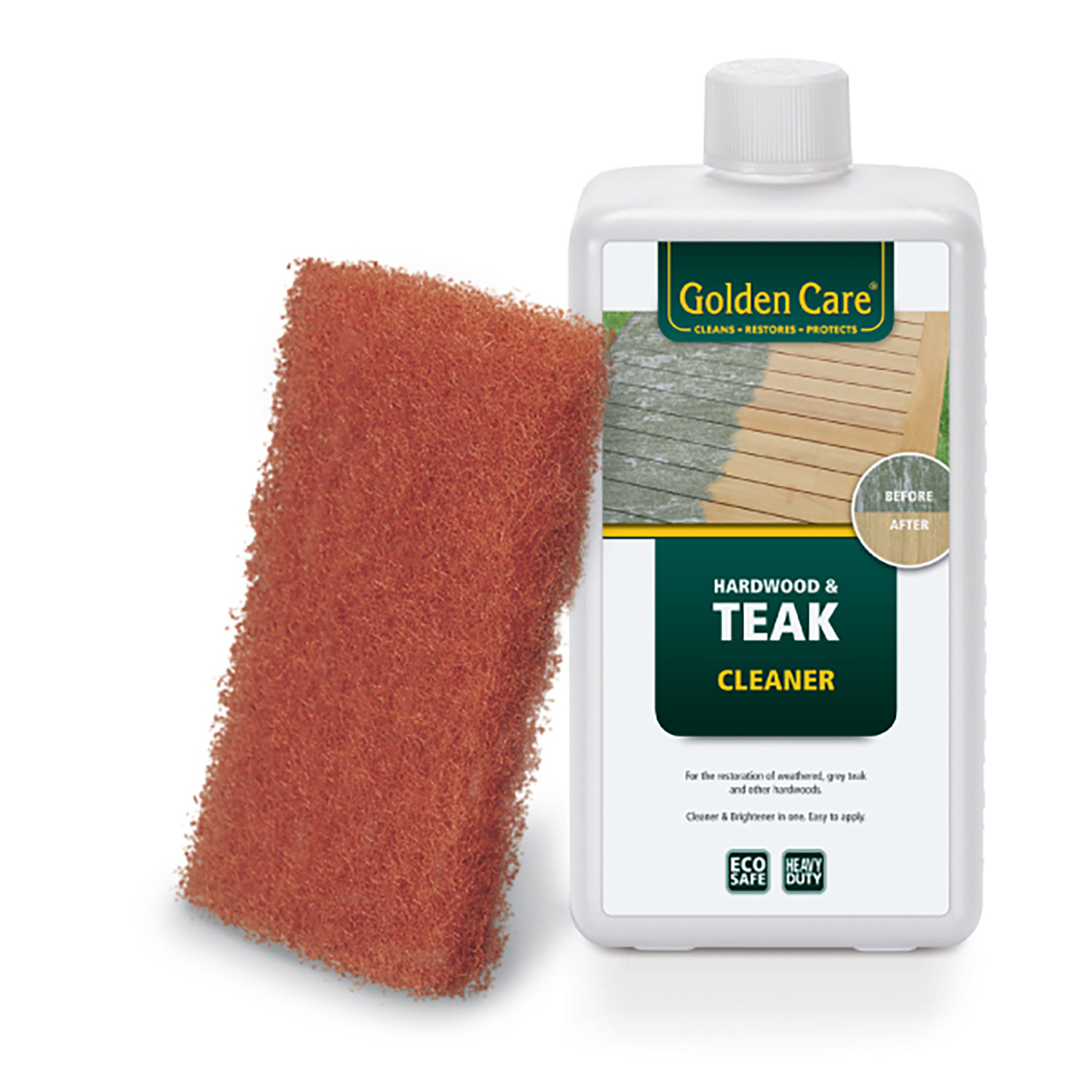 Teak and Hardwood Cleaner