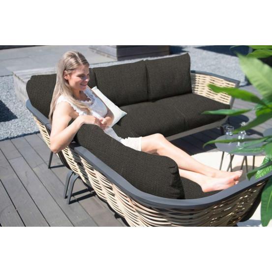 Antibes loungeset 5-delig met Cool lounge tuintafel