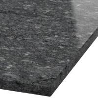 Blad 30mm dik Steel Grey graniet (gepolijst)