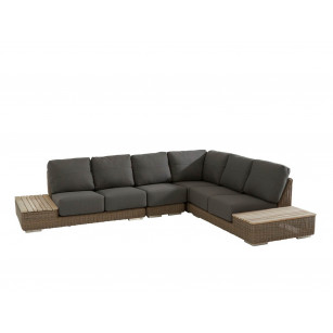 Kingston platform loungeset 4-delig