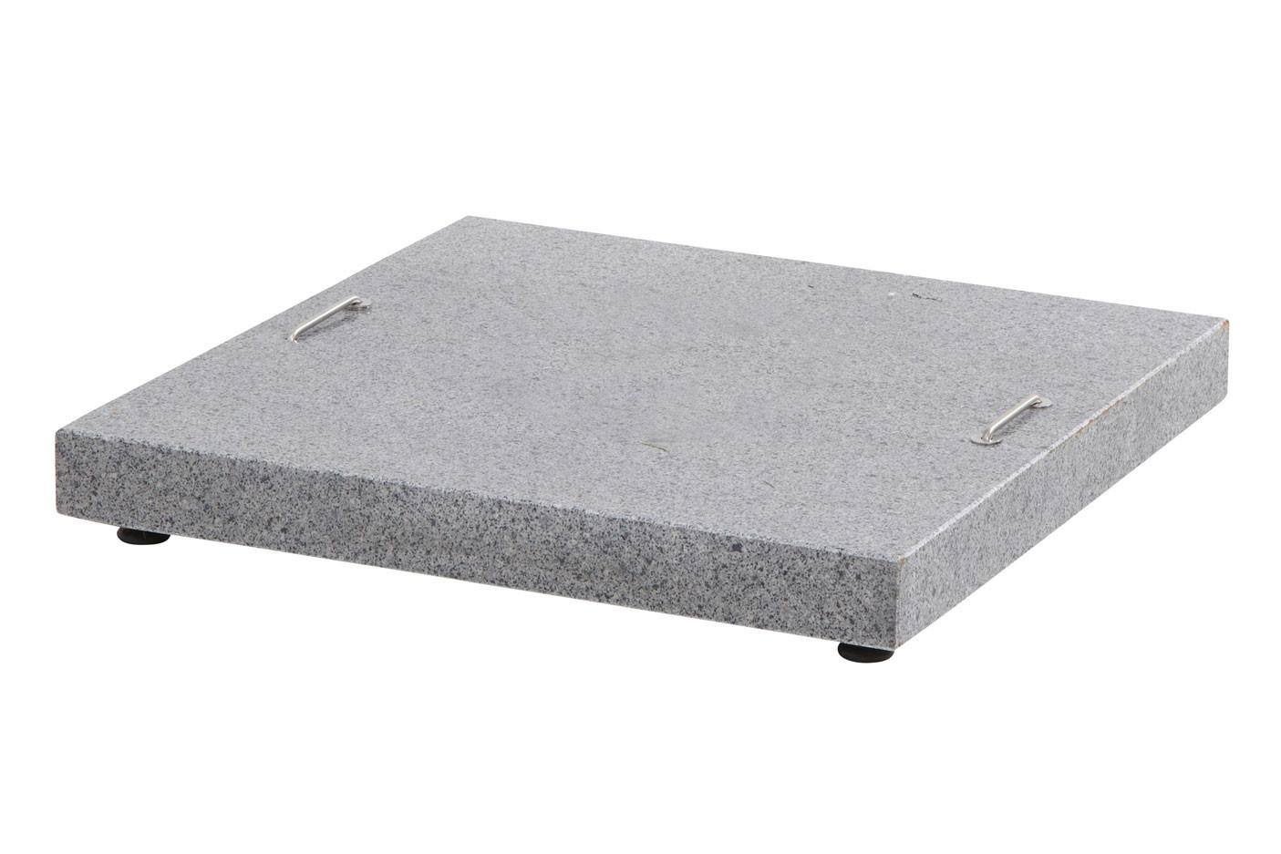 Granite base Anthracite 125 kg