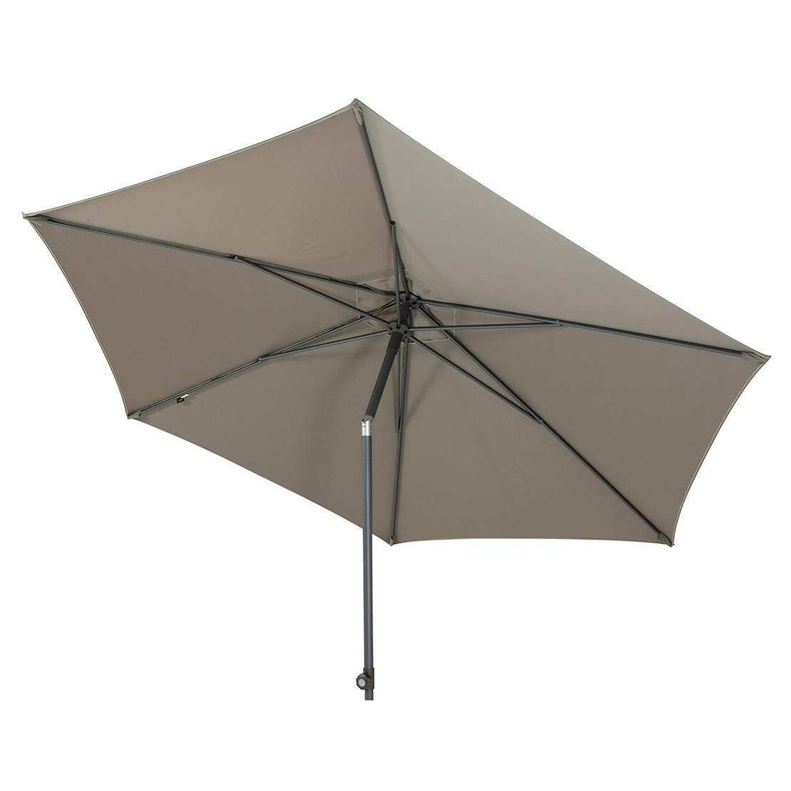 Oasis 250 cm rond Taupe