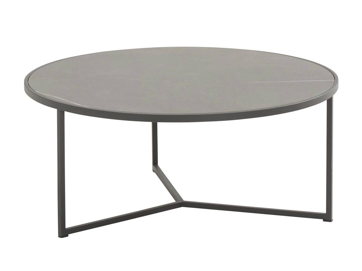 Atlas coffee table ceramic 80 cm H 35