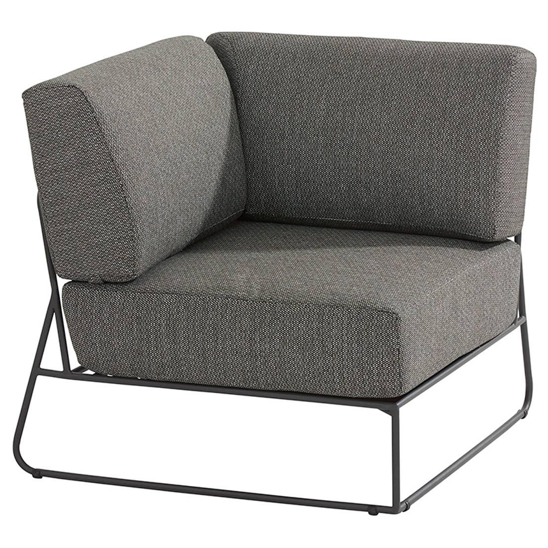 Coast modular corner with 3 cushions