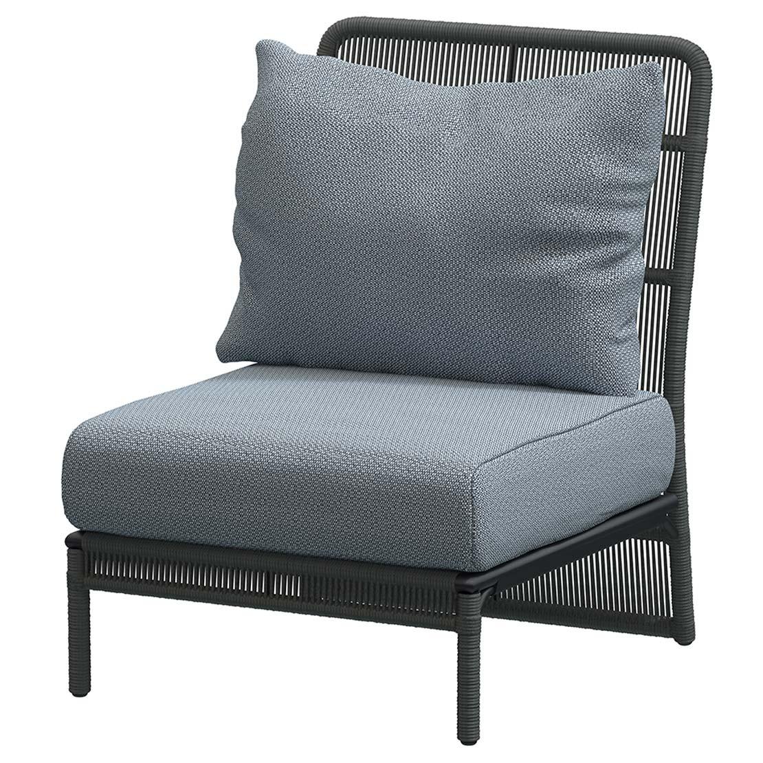 Oriënt Modular center Platinum with 2 cushions