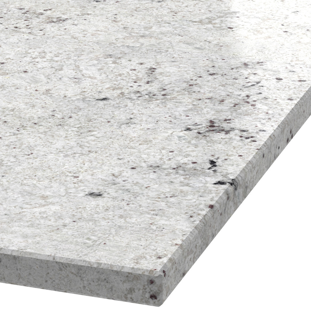 Blad 30mm dik Colonial White graniet (gepolijst)