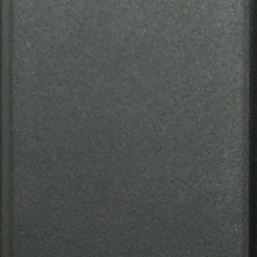 Zwart (mat, zandkorrel structuur)